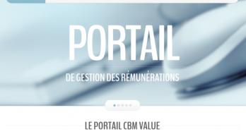 PEOPLE BASE CBM lance un site dédié au portail de gestion des rémunérations CBM Value
