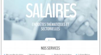 PEOPLE BASE CBM lance un site dédié aux enquêtes de salaires
