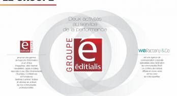 Partenariat avec le groupe Editialis