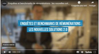 Enquêtes de salaires et benchmarks de rémunérations 2.0 : les nouvelles solutions
