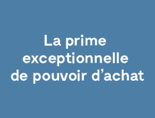 La Prime Exceptionnelle de Pouvoir d'Achat (PEPA)