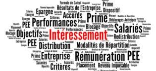 Nouvelles dispositions relatives à la mise en place d'un accord d'intéressement